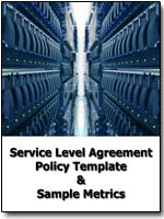 Service Level Policy